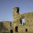 Slane Abbey Ruins no. 2 by KaytLudi