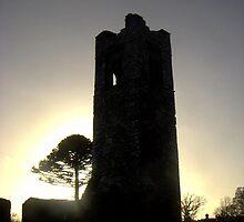 Slane Abbey Ruins no. 3 by KaytLudi
