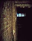 Bricks And The Blue Window by Mojca Savicki