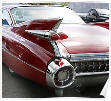 Cadillac Style Poster