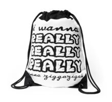 Ziggazigah Drawstring Bag
