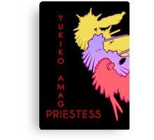 Yukiko's Persona Canvas Print