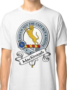 00083 Ritchie Clan Tartan  Classic T-Shirt
