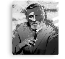 Dennis Hopper Portrait Canvas Print