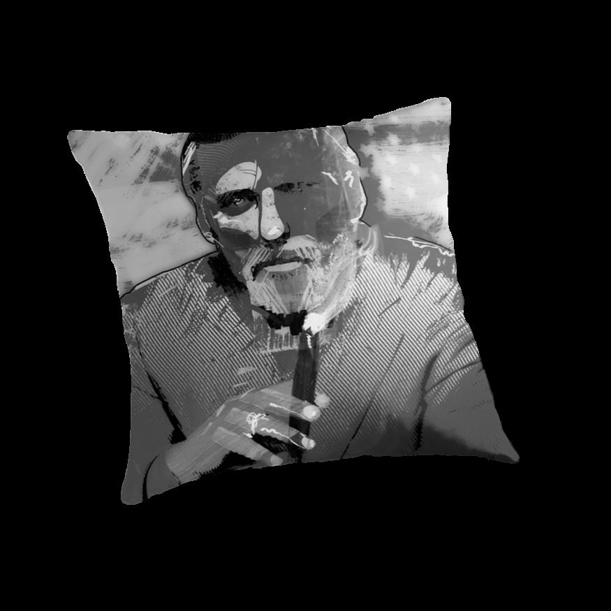 Dennis Hopper Portrait by jimiyo