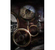 FR20 Gauge Photographic Print