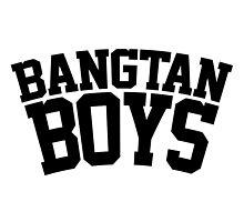 BTS/Bangtan Boys - University/Football Style by PaolaAzeneth