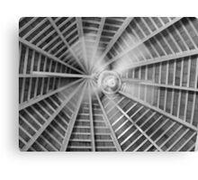 Ceiling Fan In Motion Canvas Print