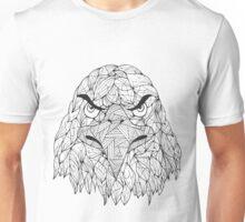 Lined Eagle Unisex T-Shirt