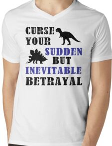 Curse Your Sudden But Inevitable Betrayal Mens V-Neck T-Shirt