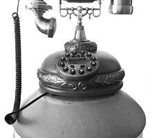 Old School Digital Phone by ea-photos