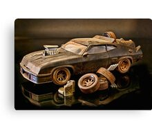 Mad Max Interceptor Canvas Print
