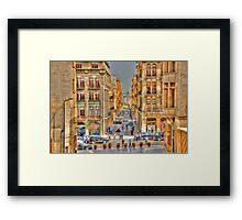 Beirut ... Framed Print