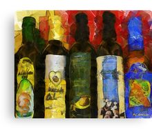 The Cook's Elixirs Canvas Print