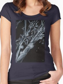 That One Tree Downtown Women's Fitted Scoop T-Shirt