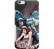 Eerie Publications Textless cover #2 iPhone Case/Skin