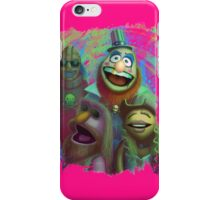 Muppet Maniac - Electric Mayhem as the Firefly Family iPhone Case/Skin