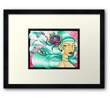 The Right Direction  Framed Print