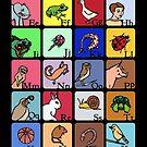 Animal Alphabet by Amy-Elyse Neer