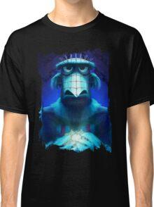 Muppet Maniac - Sam the Eagle as Pinhead Classic T-Shirt