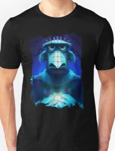 Muppet Maniac - Sam the Eagle as Pinhead T-Shirt