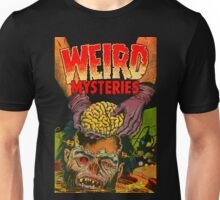 Weird Mysteries Comic cover Unisex T-Shirt