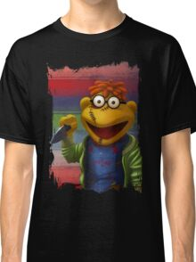Muppet Maniac - Scooter as Chucky Classic T-Shirt