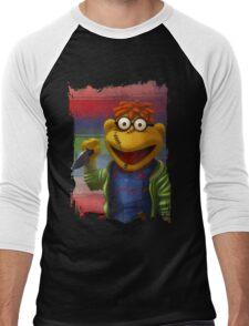 Muppet Maniac - Scooter as Chucky Men's Baseball ¾ T-Shirt