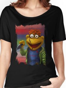 Muppet Maniac - Scooter as Chucky Women's Relaxed Fit T-Shirt