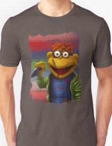 Muppet Maniac - Scooter as Chucky T-Shirt