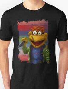 Muppet Maniac - Scooter as Chucky T-Shirt