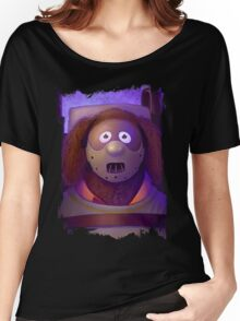 Muppet Maniac - Rowlf Lecter Women's Relaxed Fit T-Shirt