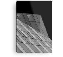 Window graphics Metal Print