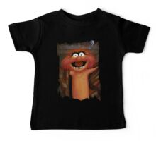 Muppet Maniacs - Animal as Buffalo Bill Baby Tee