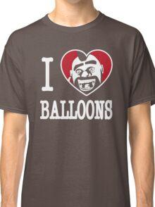 I LOVE BALLOONS COC HOG RIDER Classic T-Shirt