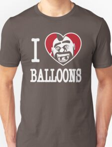 I LOVE BALLOONS COC HOG RIDER T-Shirt