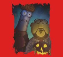 Muppet Maniacs - Beaker Myers & Dr. Honeyloomis One Piece - Long Sleeve