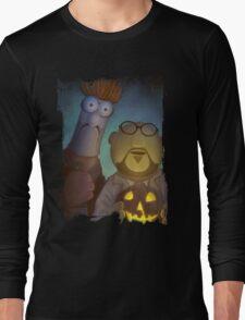 Muppet Maniacs - Beaker Myers & Dr. Honeyloomis Long Sleeve T-Shirt