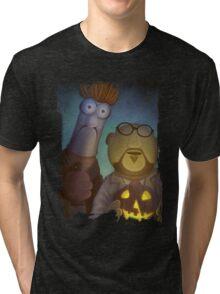Muppet Maniacs - Beaker Myers & Dr. Honeyloomis Tri-blend T-Shirt