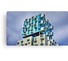 Cubed Living up High in Melbourne, Victoria Canvas Print