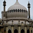 Royal Pavilion in Brighton, England by Laura Cooper
