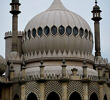 Royal Pavilion in Brighton, England by Laura Sanders