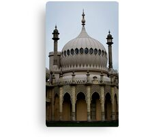 Royal Pavilion in Brighton, England Canvas Print