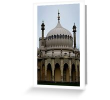 Royal Pavilion in Brighton, England Greeting Card