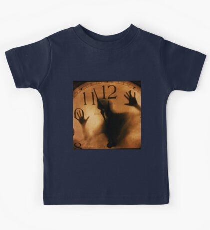 Trapped in Time Kids Tee