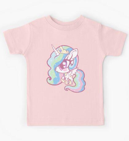 Weeny My Little Pony- Princess Celestia Kids Tee