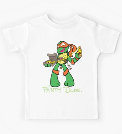 Teenage Mutant Ninja Turtles- Michaelangelo Kids Clothes