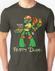 Teenage Mutant Ninja Turtles- Michaelangelo T-Shirt