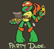 Teenage Mutant Ninja Turtles- Michaelangelo Unisex T-Shirt