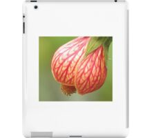 Wild Blossoming Buds iPad Case/Skin